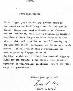 Tangen Gilde 1997